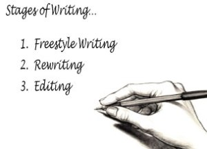 Writing-Stages